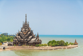 the best day trips from Thailand